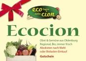 Gutschein Ecocion