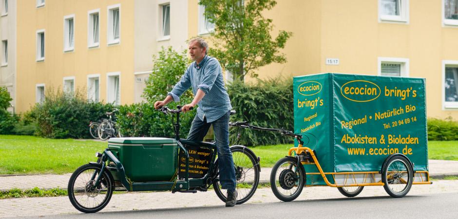 Ecocion Wochenmarkt Und Lieferservice In Oldenburg